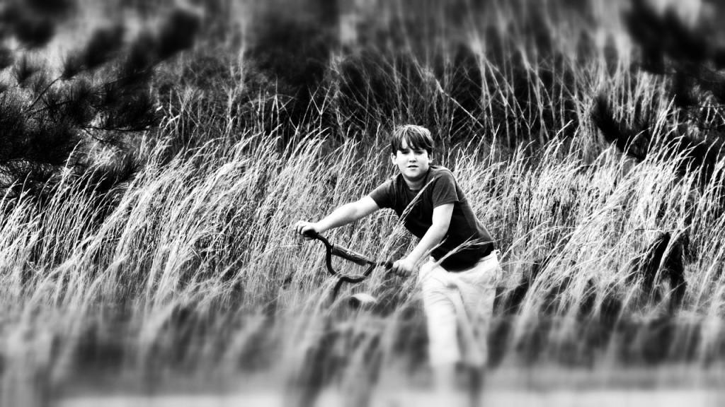 Rowerem nad jezioro