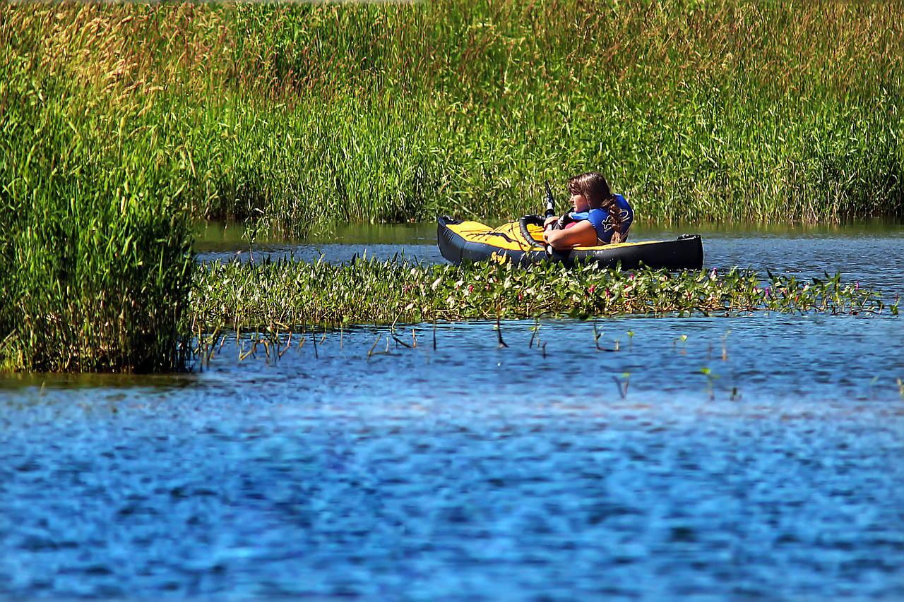 Spływ Kajakiem - Rowy i okolice
