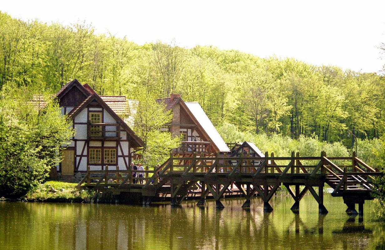 Dolina Charlotty - Hotel na wodzie